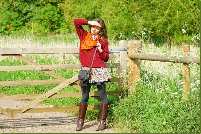 favourite countryside outfit