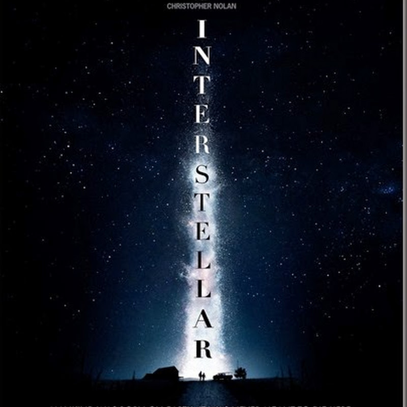 """Interstellar"" Unwraps Teaser Poster!"