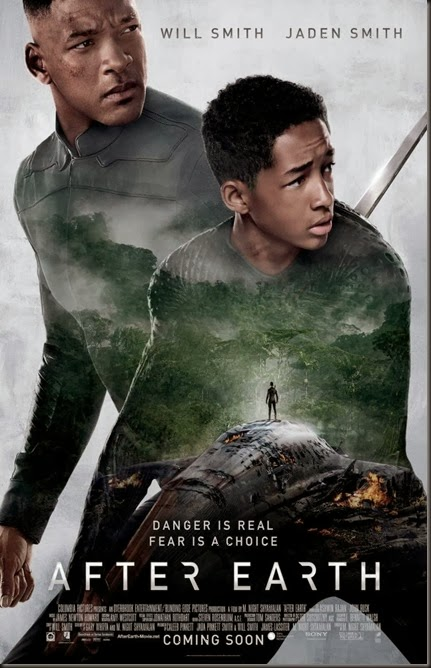 after earth - cartel - poster