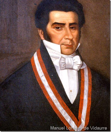 Manuel Lorenzo de Vidaurre