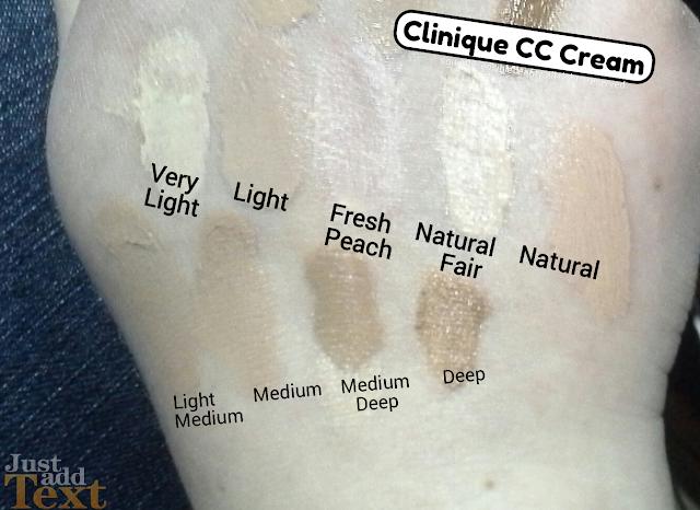Moisture Surge CC Cream Hydrating Color Corrector Broad Spectrum by Clinique #10