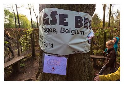Brugse Beer IV - Labcache Geomazing - Code