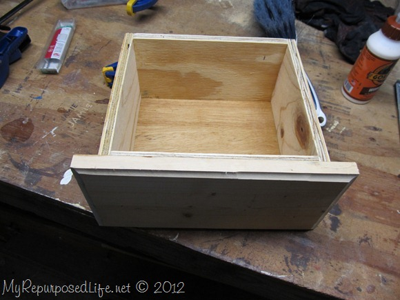 small diy drawers