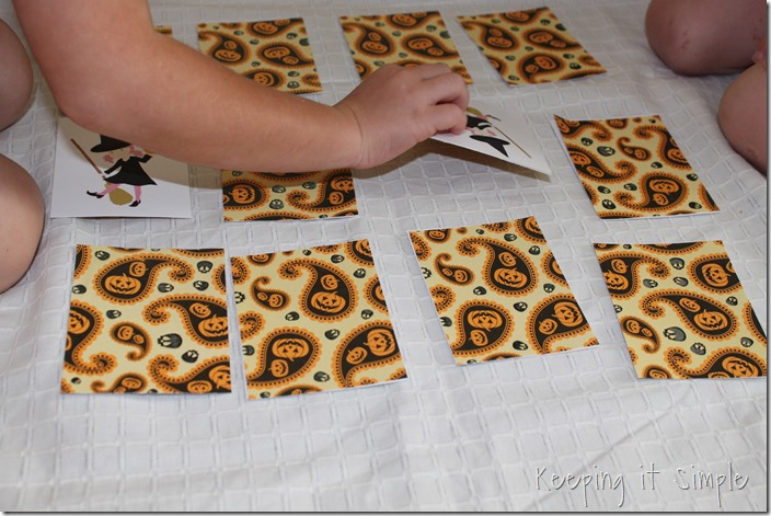 Halloween Memory Card Game (7)