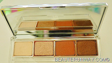 Clinique Black Honey Colour Surge Eye Shadow Quad