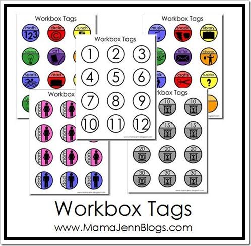 Workbox Tags