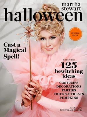 Martha Stewart 2013 Halloween Special Issue via homework | carolynshomework.com
