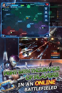 Galaxy Legend: the Guardians - screenshot thumbnail