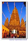 世界之臍(金剛座)-菩提迦納(Bodhgaya)-摩訶菩提大塔-Mahabodhi Temple-印度佛陀聖境之旅記事