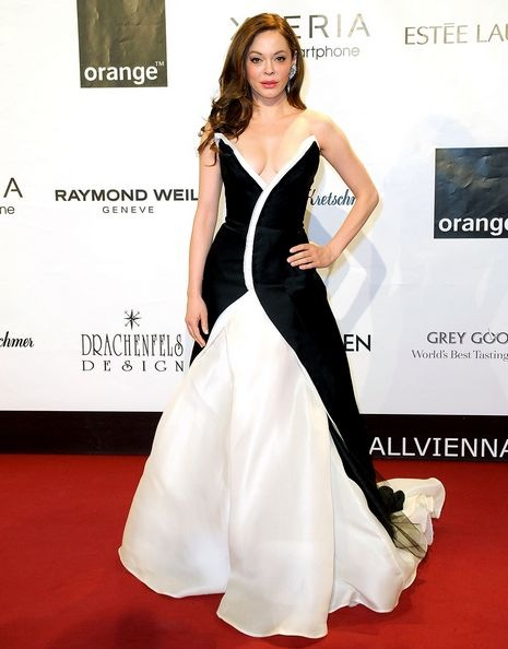 Rose McGowan 2012 Vienna Filmball2