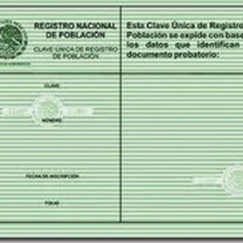 Curp En Cdmx Ciudad De Mexico Y Registros Civiles Tramitar