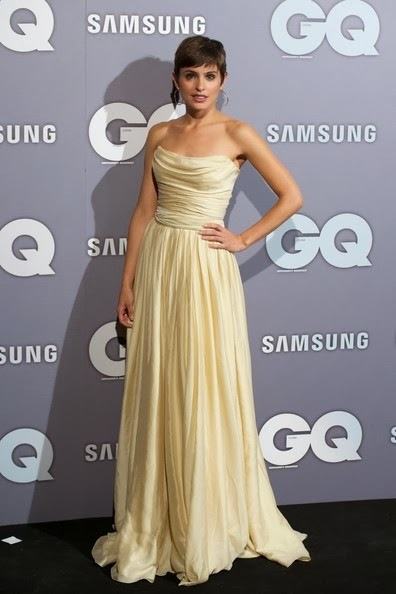 Veronica Echegui attends the GQ Men Of The Year Award 2013