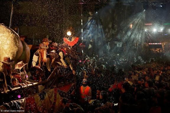 Festa del Cos Blanc.Salou, Tarragonès, Tarragona