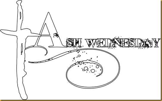 Coloring Pages For Ash Wednesday ~ Top Coloring Pages