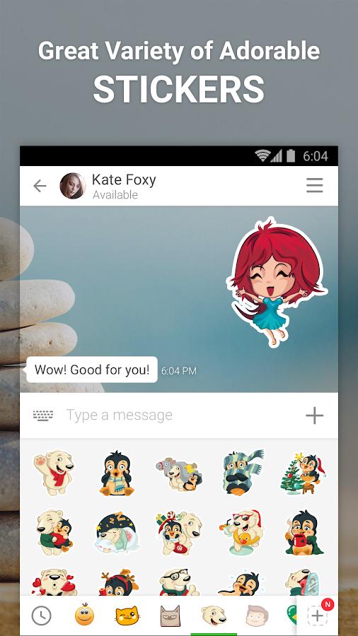 ICQ Messenger - screenshot