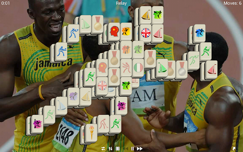 Mahjong Sports - Free - screenshot thumbnail