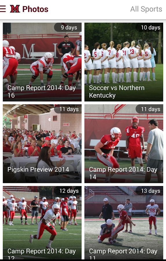 Miami RedHawks: Premium - screenshot