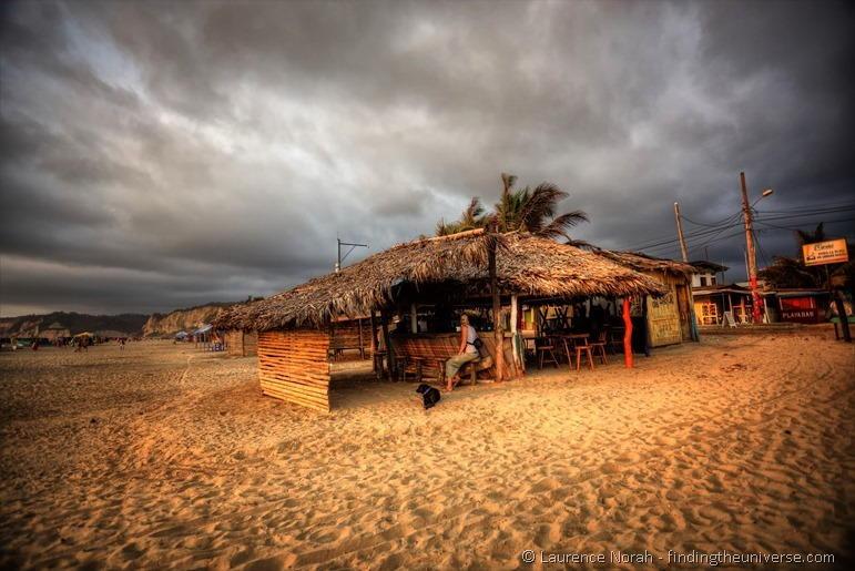 canoa beach bar ecuador