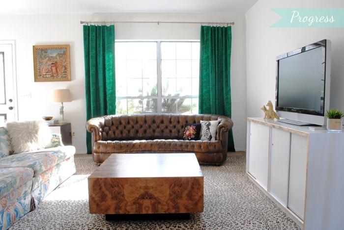 Living Room Progress4