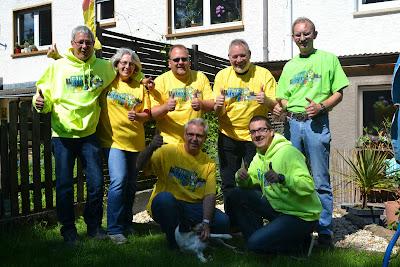 Das Orga-Team vom megaevent Gutenberg 2015 in Mainz