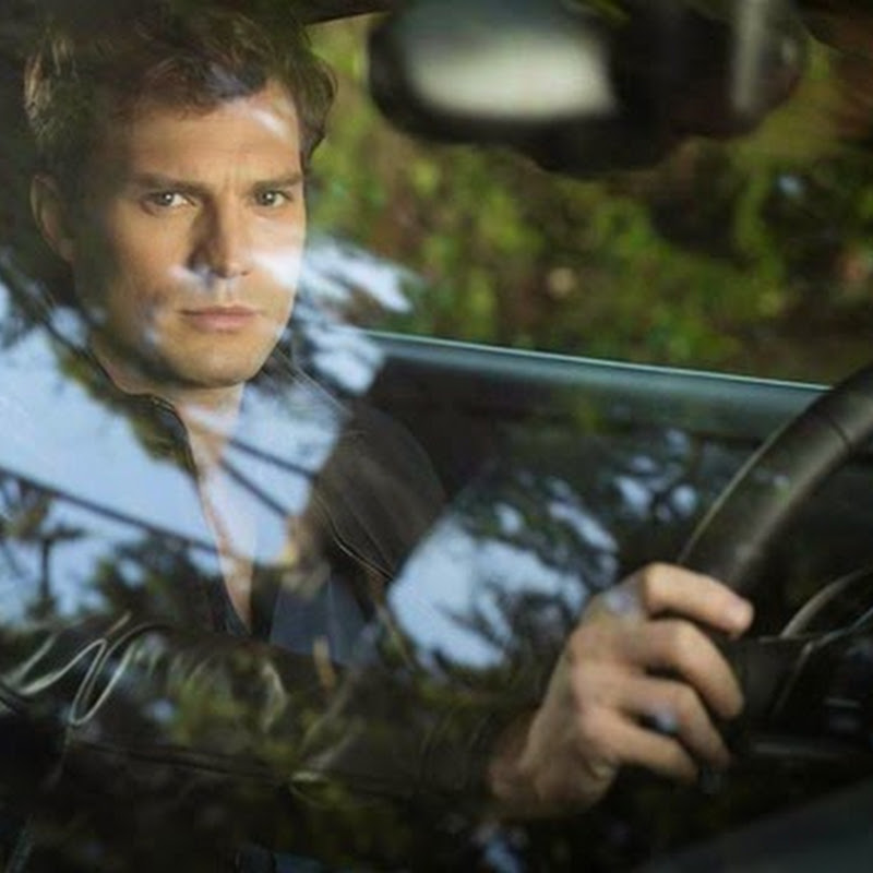 Take Your First Look at Jamie Dornan as Christian Grey