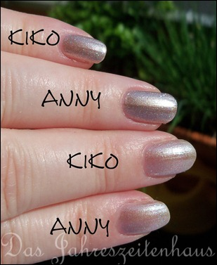 dupe kiko 303 vs anny it-girl 3