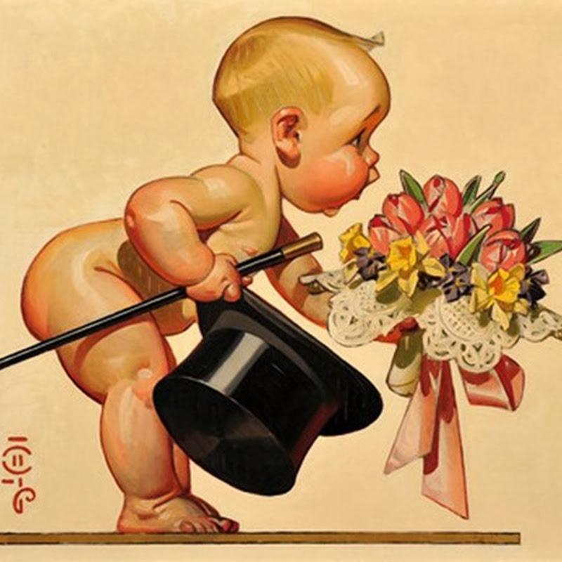 Las ilustraciones de Joseph Christian Leyendecker