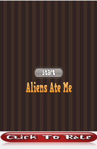 Aliens Ate Me - Help Me Please