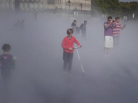 Aburi in fantana de la Bordeaux