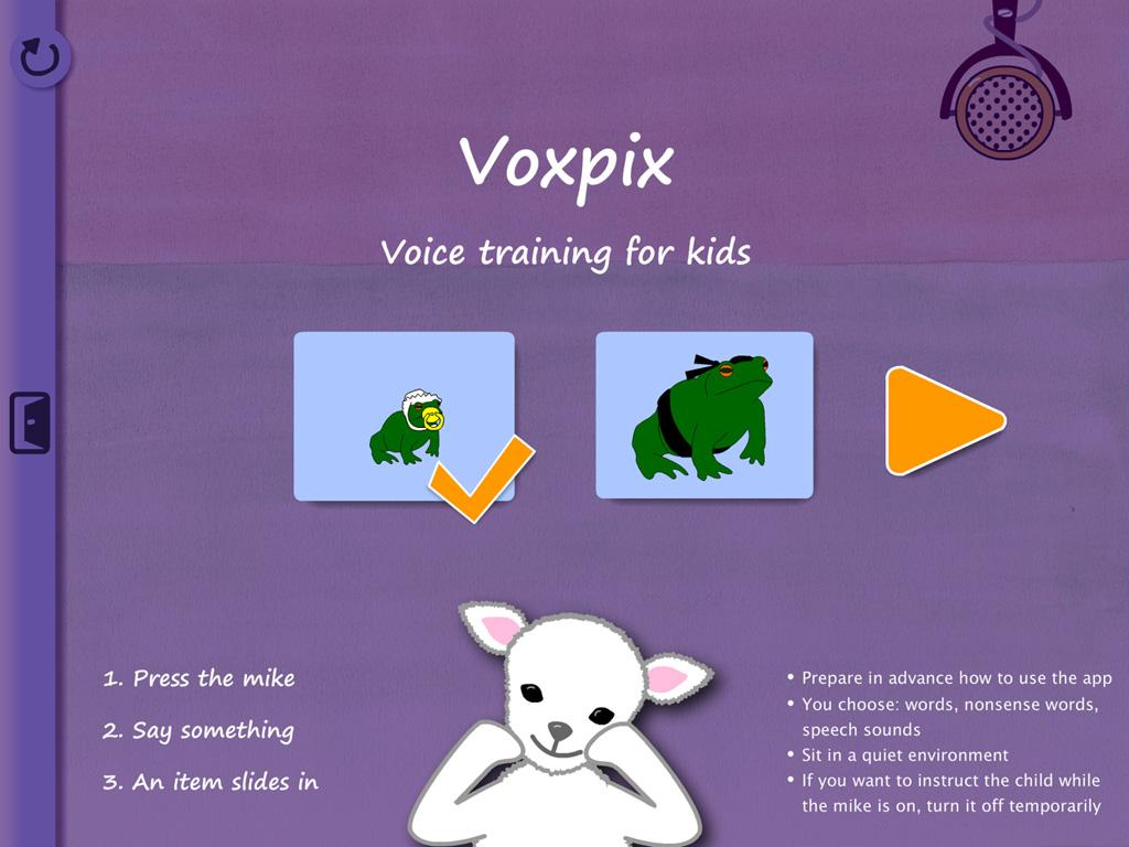 Voxpix- screenshot