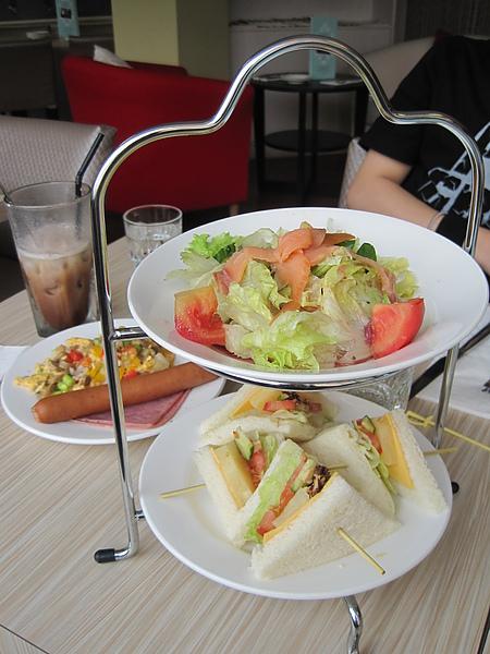 台中美食, 勤美綠園道, 尼克咖啡, 早午餐, IMG_1588.JPG