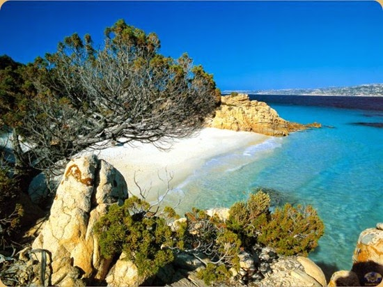 Archipelago of La Maddalena and Islands of Bocche di Bonifacio.10