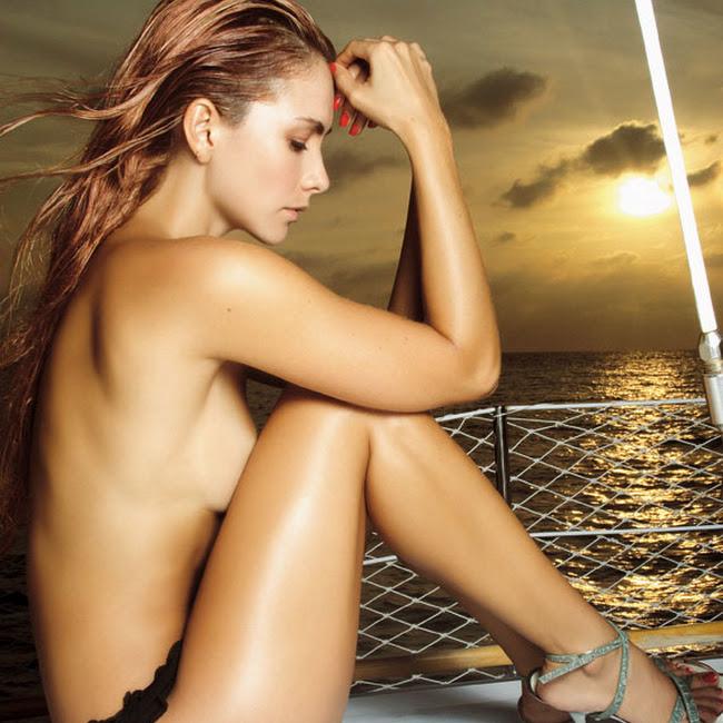 Andrea Lopez Desnuda Revista SoHo Foto 9