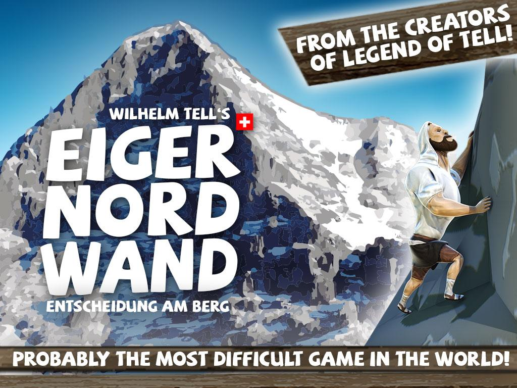 William Tell – Eiger Nordwand- screenshot