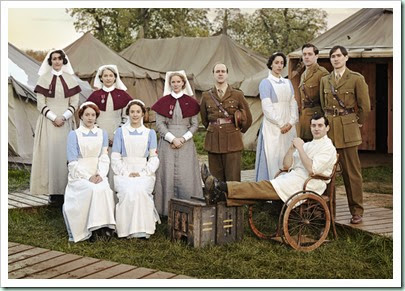 crimsonfield cast