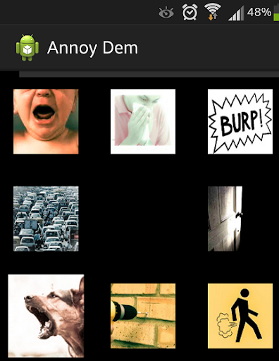 Annoy Dem