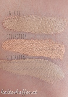 Catrice Velvet Finish Concealer 03 swatch