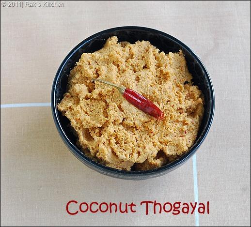 thengai-thogayal-recipe
