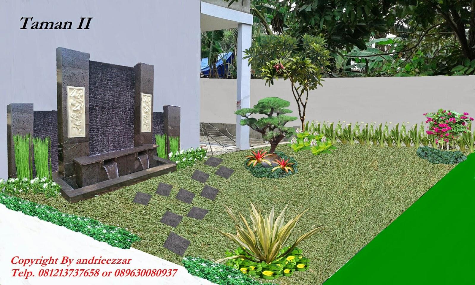 7000 Desain Taman Anggrek Minimalis HD Terbaru