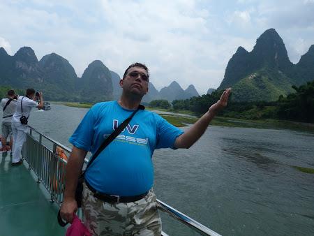 Excursie in China: astia da munti.