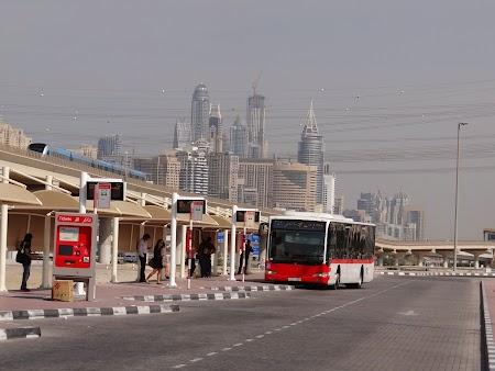 Statia autobuz Ibn Battuta