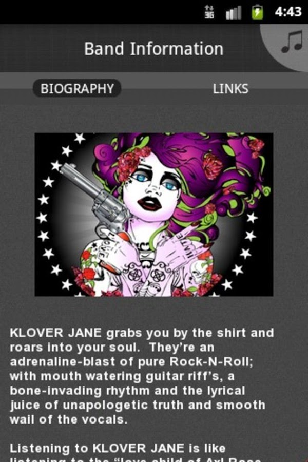 Klover Jane - screenshot
