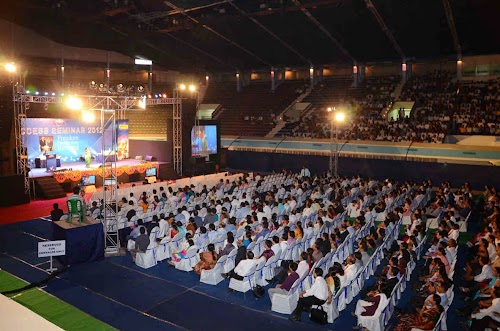 AMWAY SUCCESS SEMINAR 2012, Kolkata. The Event was attended by 10000 attendees (2).JPG