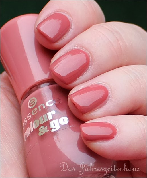 Essence English Rose 6