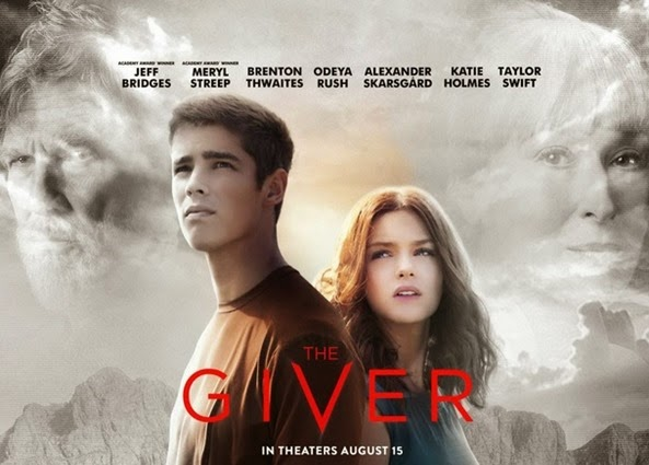 poster movie the giver
