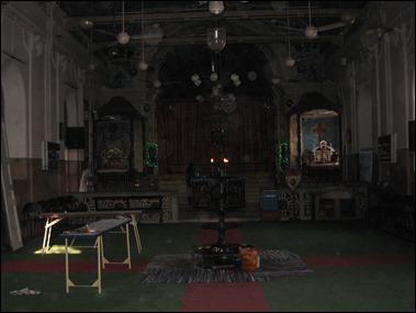 Jacobite Interior