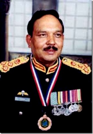Samson Simon Sharaf - Brig Gen Retired Pakistan 2