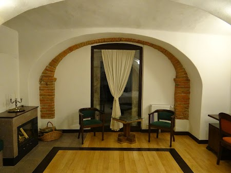 07. Poarta Castelului - Castel Daniel, Talisoara.JPG