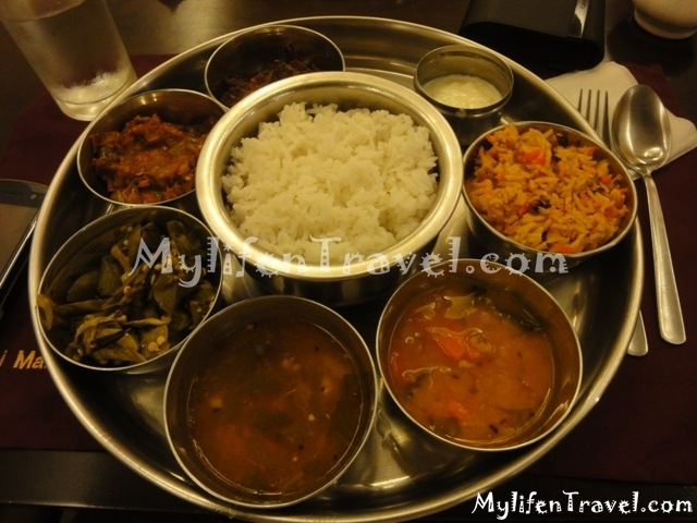 Tah Mahal Indian Food 13