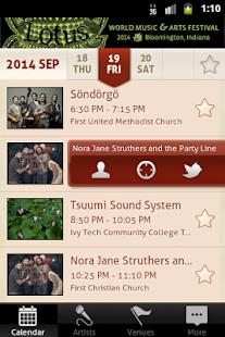 Bloomington Lotus Festival - screenshot thumbnail
